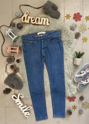Актуальные зауженные джинсы скини №92 max