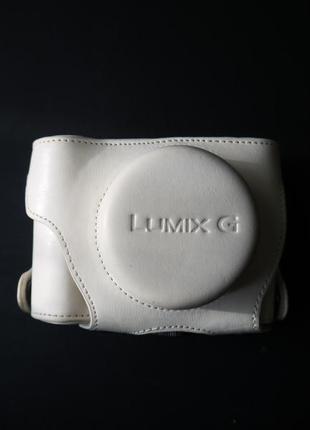 Футляр для фотоапарата panasonic lumix g