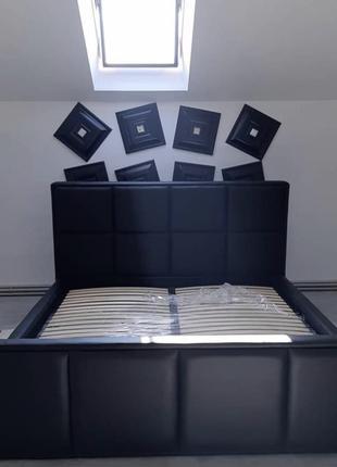 стильная кровать с подьемным механизмом