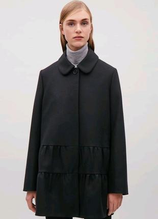Пальто шерсть + кашемир