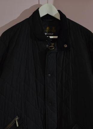 Barbour chelsea jacket куртка стеганка
