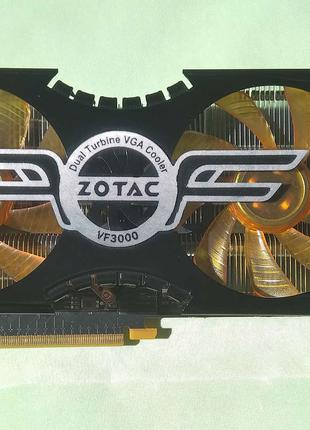 ZOTAC GeForce GTX 470 AMP!Edition 1280 MB 320 BIT GDDR5