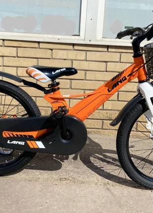Детский Топ велосипед LANQ HUNTER колеса 14,16,18 дюймов рама ...