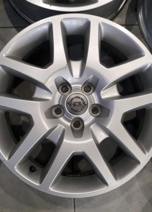 Диски бу 18 5/115 Opel оригинал