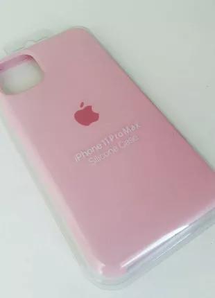 Чехол Silicone Case на Iphone 11pro max(чехлы на Айфон)
