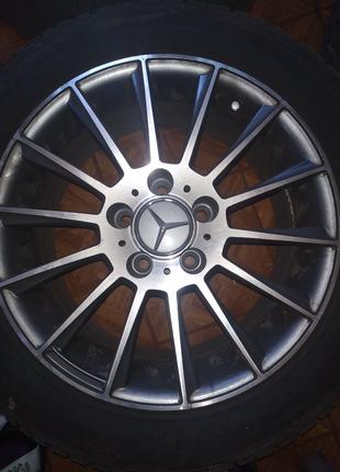 Зимние Колеса в сборе Mercedes r16