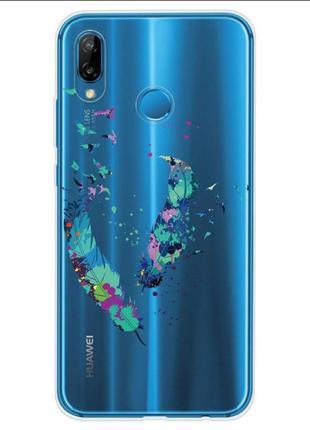 Силиконовый чехол на Samsung A50