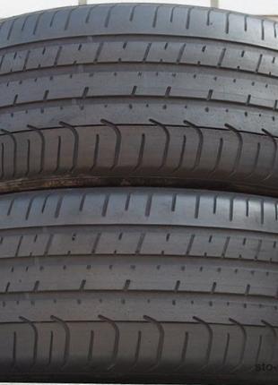 225/45 R17 Pirelli Pzero Run-Flat бу из Германии