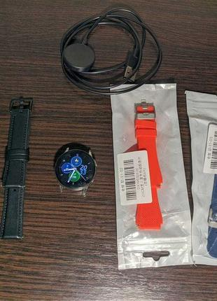 Samsung Galaxy Watch Active 2. 40мм, Silver Steel, (sm-r835u).