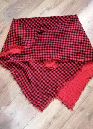 Тёплый платок bershka