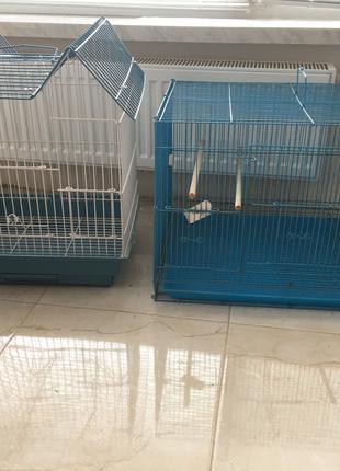 Продам клетки для птиц