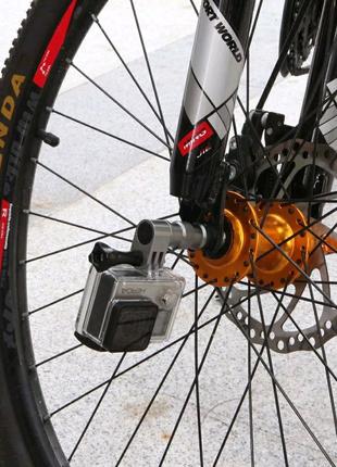 Крепление для экшн камеры на велосипед