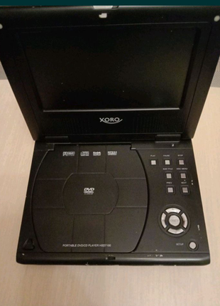 Портативный DVD/CD плеер HSD-7100