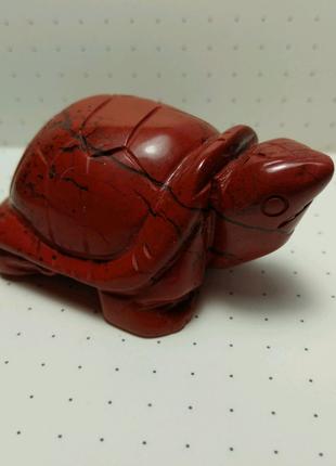Статуэтка кирпичная Яшма. Черепаха.