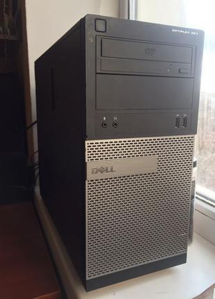 Компьютер i7 2600, GTX 1060 3gb, 8Gb ОЗУ, 2 HDD по 500Gb