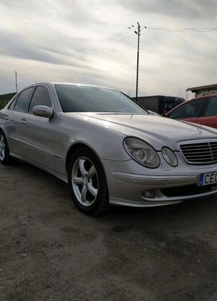 Mercedes-Benz E-Класс 270 CDI 5G-Tronic (177 л.с.) 2005
