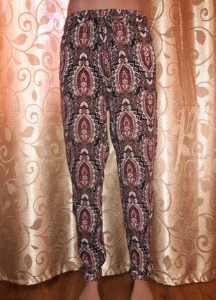 🌺🎀🌺стильные легкие женские брюки, штаны dorothy perkins🔥🔥🔥
