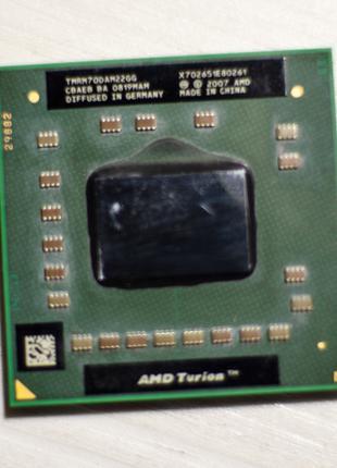 Процессор AMD Turion 64 X2 RM-70 TMRM70DAM22GG 2.0 Ghz