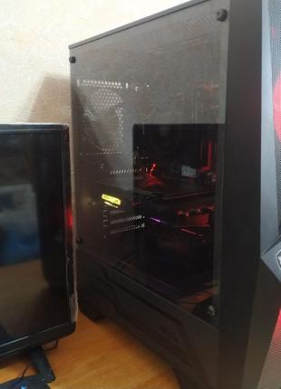 Игровой пк компьютер AMD Ryzen 5 B450M GeForce GTX 1060 3GB Ігров