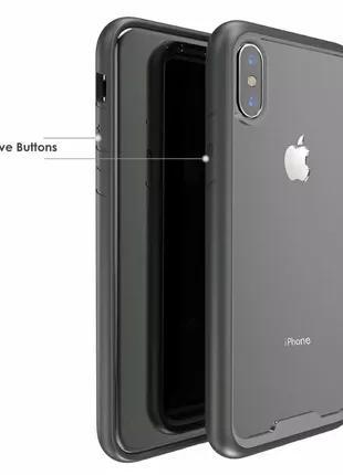 Apple iPhone X / iPhone Xs чехол противоударный Anti-Scratch