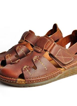 Стильные мужские сандалии, размер 44