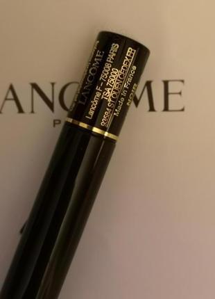 Lancome hypnose mascara black увеличивающая объем тушь, 2 мл