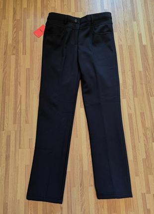 Корея,nassau утепленные женские брюки, размер 28