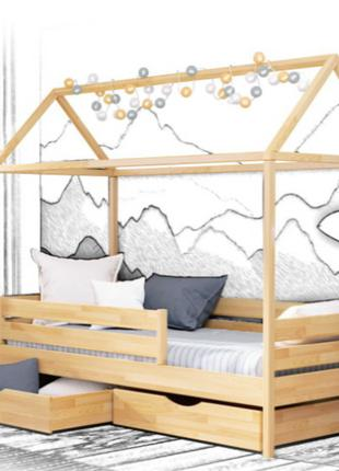 Предлагаем детскую кровать Амми
