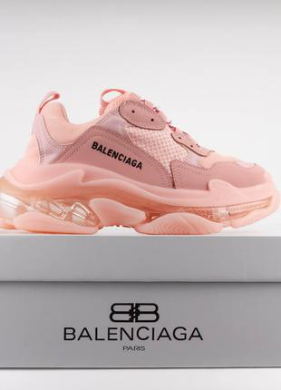 Balenciaga Triple S Pink