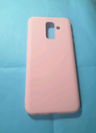Чехол для Samsung A6 Plus 20