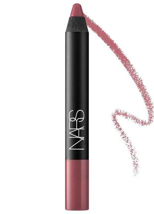 Nars velvet matte lipstick pencil  матовая помада-карандаш ,1....