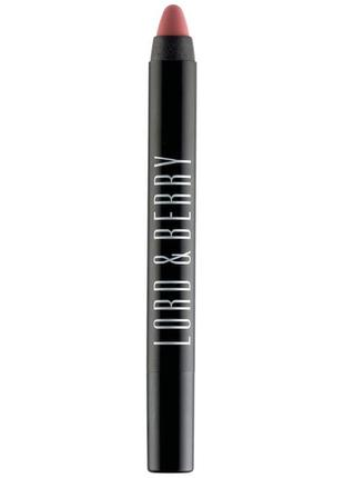 Матовая помада-карандаш lord & berry matte lipstick pencil в о...