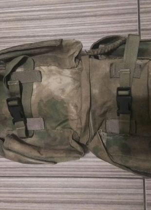 Компактный суточный рюкзак