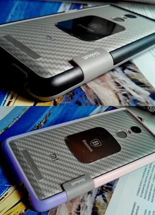 Xiaomi Redmi Note 3 Pro чехол бампер