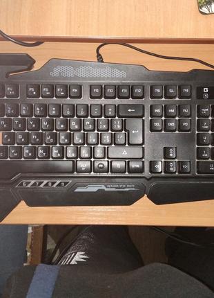 Клавіатура bloody
