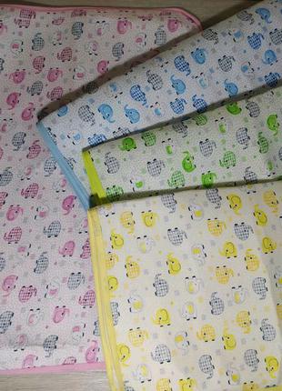 Непромакаемые пеленки детские, непромокашка