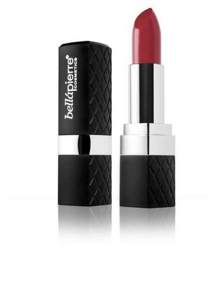 Минеральная помада для губ bellapierre mineral lipstick в отте...