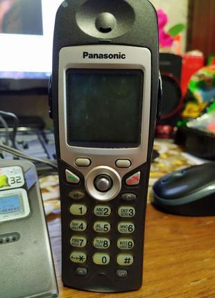 Цифровой беспроводной телефон Panasonic KX-TCD500RU
