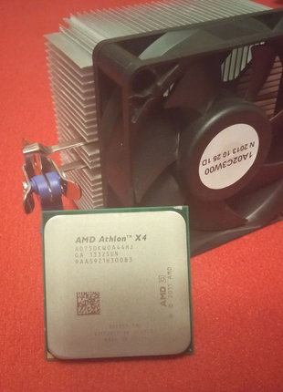 Процесор AMD Athlon x4 750k