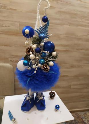 Ялинка топотушка елка новогодняя ель
