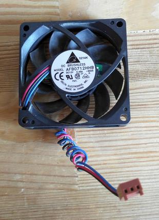Кулер AMD AFB0712HHB, вентилятор