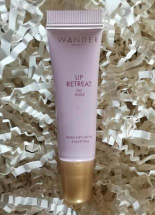 Wander beauty роскошное масло для ухода за губами с блеском , ...