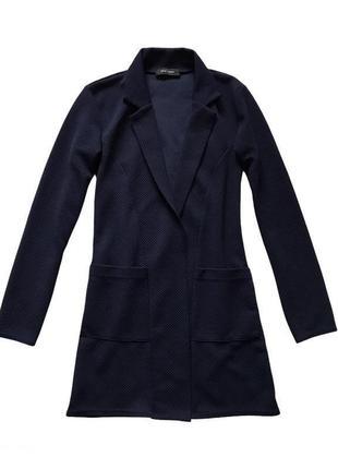 Удлиненный жакет / пиджак / кардиган
