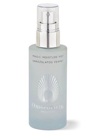 Люксовый увлажняющий спрей для лица omorovicza magic moisture ...