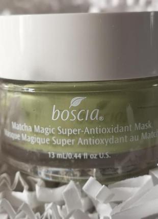 Boscia противоотечная маска для лица, обогащенная антиоксидант...
