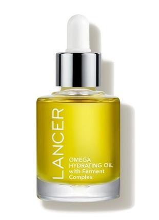Lancer антивозрастное увлажняющее масло для лица, 30 мл