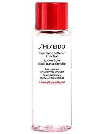 Софтнер для нормальной, сухой и очень сухой кожи shiseido trea...