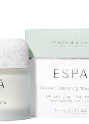 Балансирующий увлажняющий крем espa 24 hour balancing moisturi...