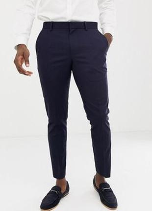 Мужские брюки скинни