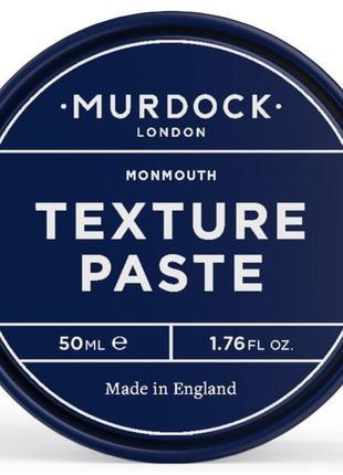 Текстурирующая паста для волос murdock london texture paste, 5...
